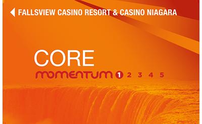 Carte Momentum Core