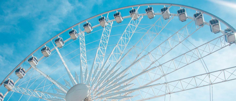 Clifton Hill Ferris Wheel