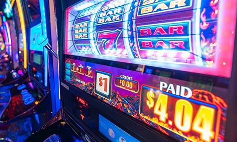 Machines à sous au casino niagara