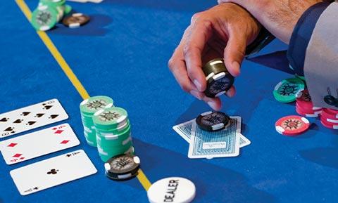 Jeux de table au Casino Niagara