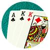 Image à trois cartes