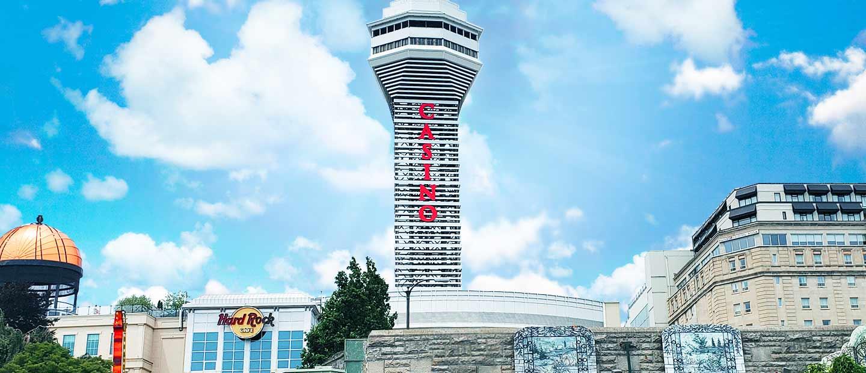 Coup de matin du casino Niagara