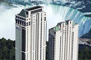 hilton niagara falls/fallsview hotel and suites